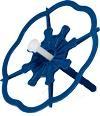 Baumit StarTrack blue - kotva nahrazující hmoždinku